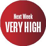 Next Week - Very High